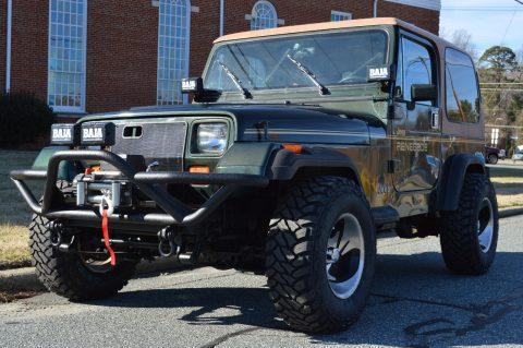 1995 Jeep Renegade YJ Renegade na prodej