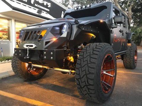 2008 Jeep Wrangler Rubicon na prodej