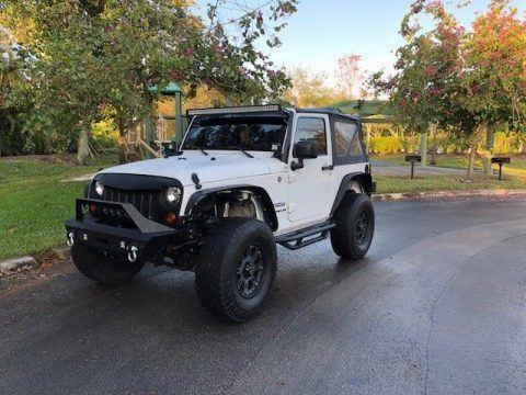 2013 Jeep Wrangler sport na prodej
