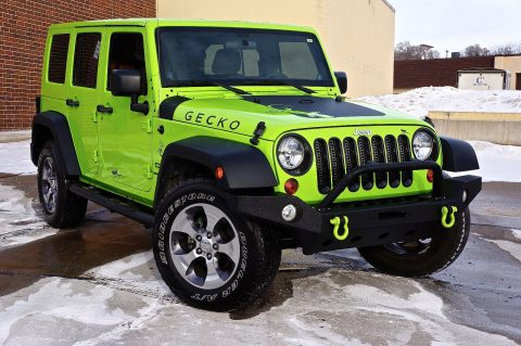 2013 Jeep Wrangler Unlimited Sport Sport Utility 4 Door na prodej