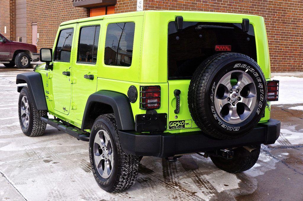 2013 Jeep Wrangler Unlimited Sport Sport Utility 4 Door
