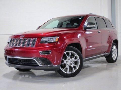 2014 Jeep Grand Cherokee Summit na prodej