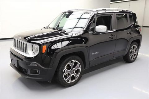 2016 Jeep Renegade Limited Sport Utility 4 Door na prodej