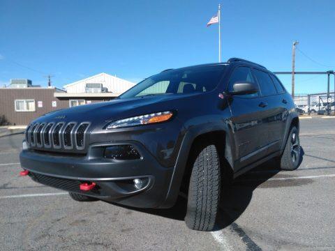 2018 Jeep Cherokee Trailhawk na prodej