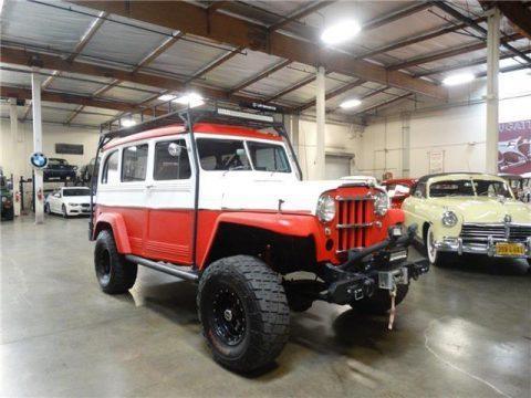 1954 Jeep Willys Wagon na prodej