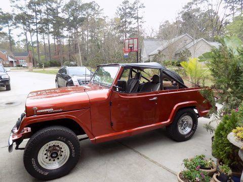 1969 Jeep Commando JEEPSTER na prodej