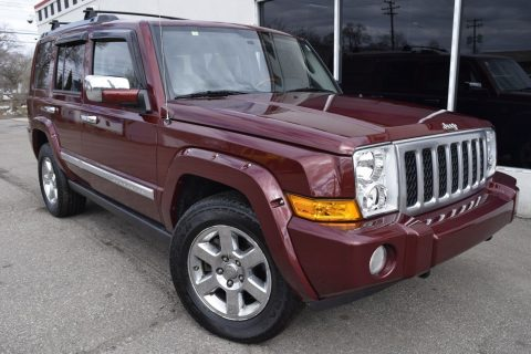 2007 Jeep Commander na prodej