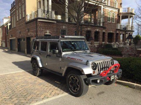 2013 Jeep Wrangler Unlimited na prodej