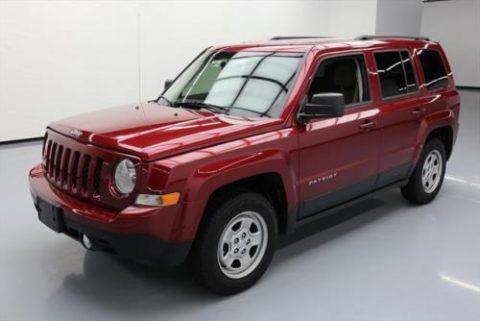 2015 Jeep Patriot na prodej