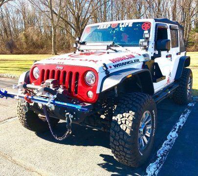 2015 Jeep Wrangler Unlimited Sport na prodej