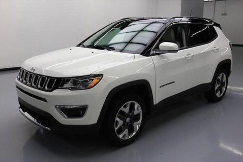 2017 Jeep New Compass Limited na prodej