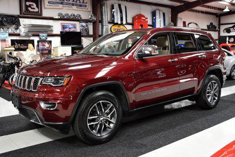 2018 Jeep Grand Cherokee Grand Cherokee Limited Panorama na prodej