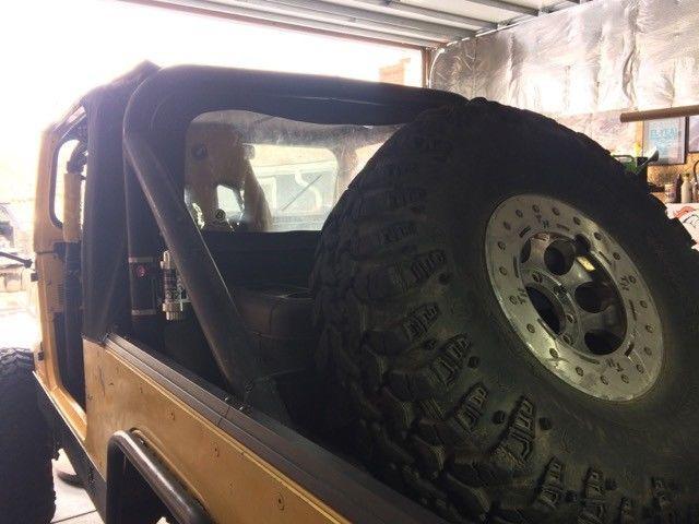 Jeep CJ8 Scrambler