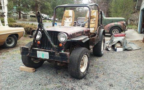 1948 Willys Jeep na prodej