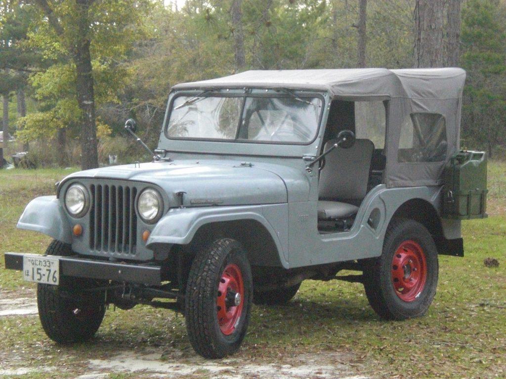 1966 Jeep CJ Tuxedo Park IV