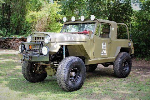 1967 Jeep Willys Jeepster Commando na prodej