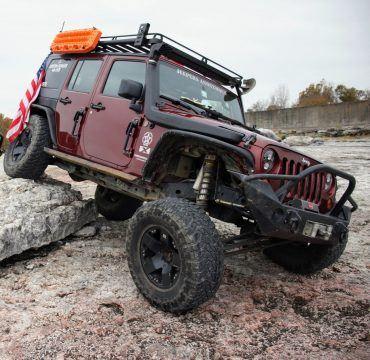 2007 Jeep Wrangler Unlimited X na prodej