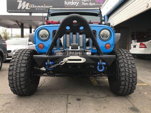 2011 Jeep Wrangler Sport Unlimited na prodej