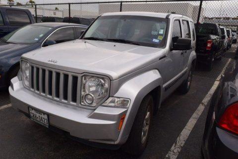 2012 Jeep Liberty Sport na prodej