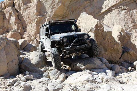 2014 Jeep Wrangler Black na prodej