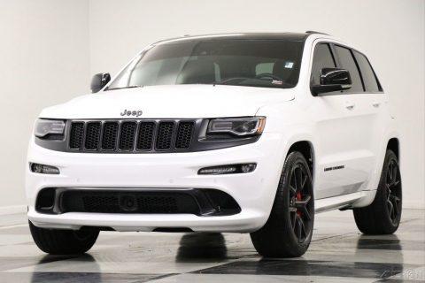 2016 Jeep Grand Cherokee SRT na prodej