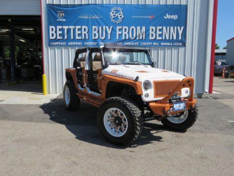 2016 Jeep Wrangler Unlimited Rubicon na prodej