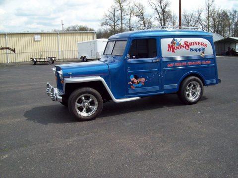 1948 Jeep Willys 439 na prodej