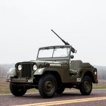 1953 Willys Jeep 4X4 na prodej