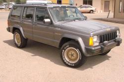 1988 Jeep Cherokee LIMITED John Ericson's na prodej