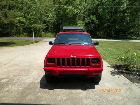 2000 Jeep Cherokee 4dr. na prodej
