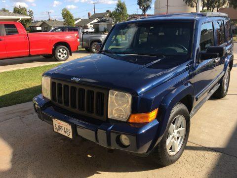 2006 Jeep Commander Sport na prodej