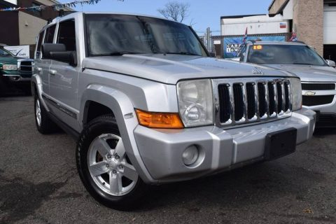 2007 Jeep Commander Limited 4dr SUV 4WD na prodej