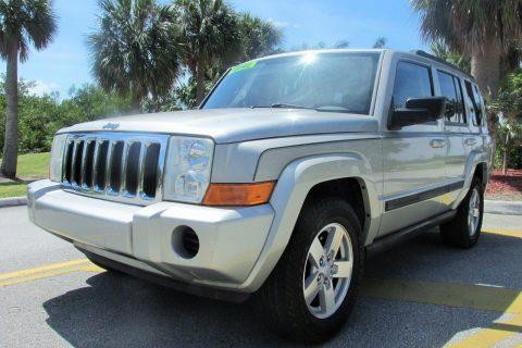 2008 Jeep Commander na prodej