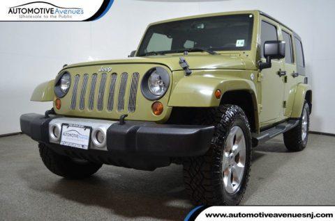 2013 Jeep Wrangler 2 TOPS na prodej