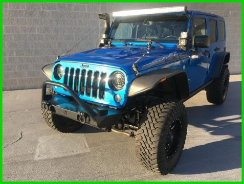 2014 Jeep Wrangler Sahara Polar EDITION na prodej
