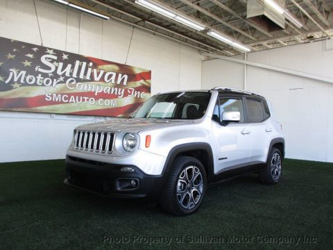 2016 Jeep Renegade FWD 4dr Limited na prodej
