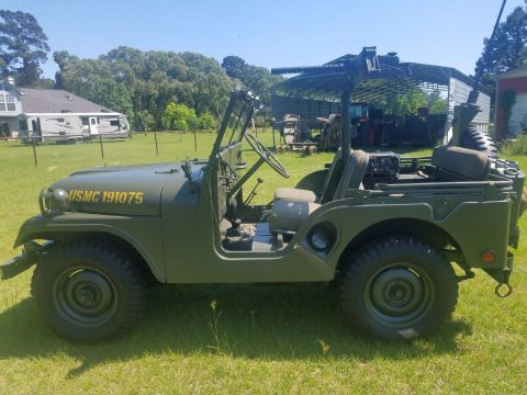 Jeep M38A1 na prodej