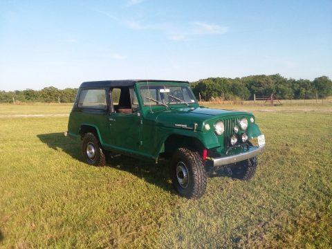 1969 Jeep Commando na prodej