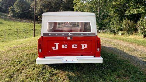 1974 Jeep J10 na prodej