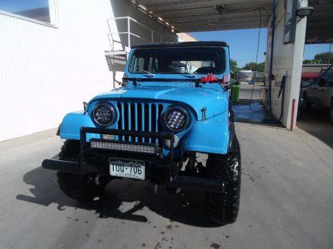 1976 Jeep CJ na prodej
