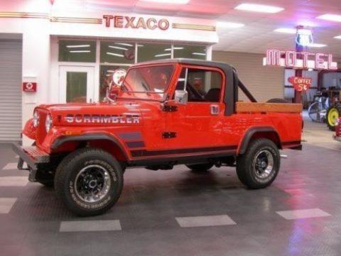 1982 Jeep CJ na prodej