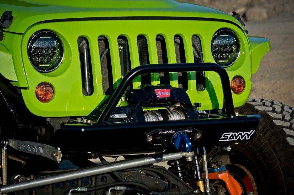 2009 Jeep Wrangler Rubicon Unlimited