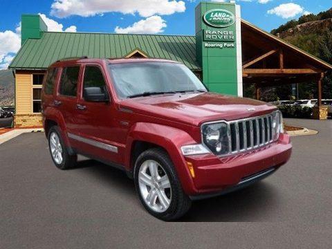 2012 Jeep Liberty Limited Jet na prodej