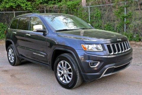 2014 Jeep Grand Cherokee Limited 4WD na prodej