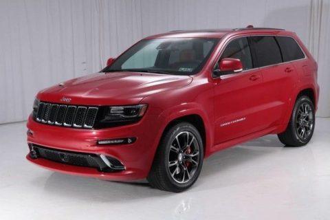 2014 Jeep Grand Cherokee SRT8 na prodej