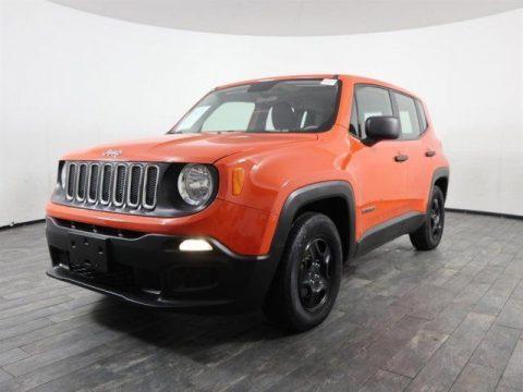 2016 Jeep Renegade Sport na prodej