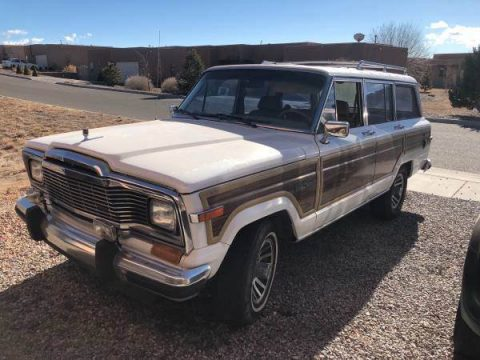 1988 Jeep Wagoneer na prodej