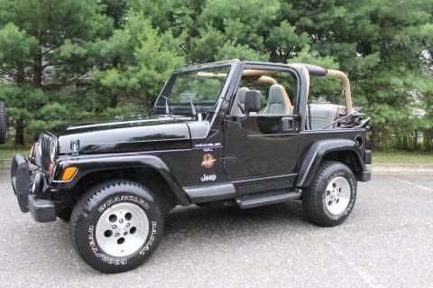 1997 Jeep Wrangler Sahara na prodej