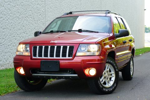 2004 Jeep Grand Cherokee Special Edition 4.0 4WD NO Reserve SEE VIDEO na prodej