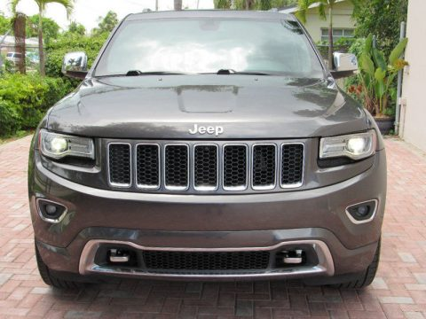 2014 Jeep Grand Cherokee RWD 4dr Overland na prodej